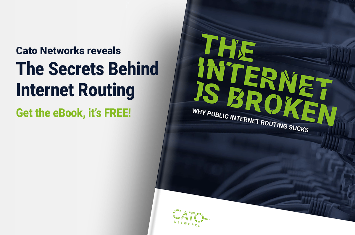 The Internet is Broken: Here's Why