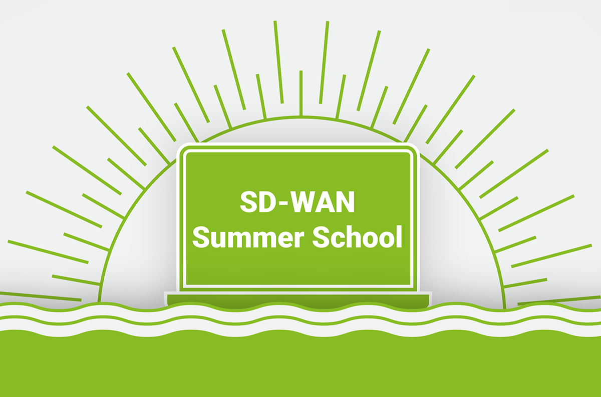 Join The SD-WAN Summer School