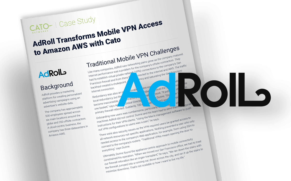 AdRoll: How to Improve Contractor Management and Mobile Access to ...