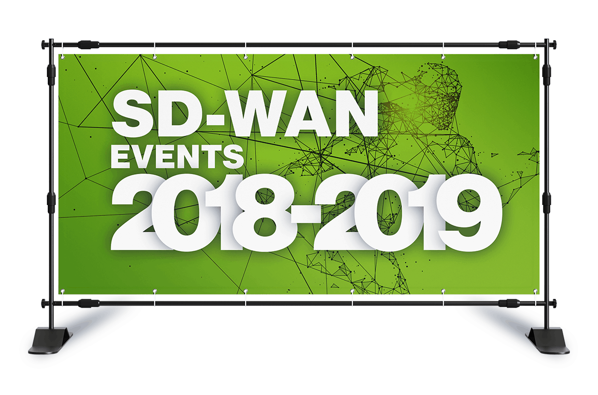 Top SD-WAN Events to Attend in 2018 and 2019