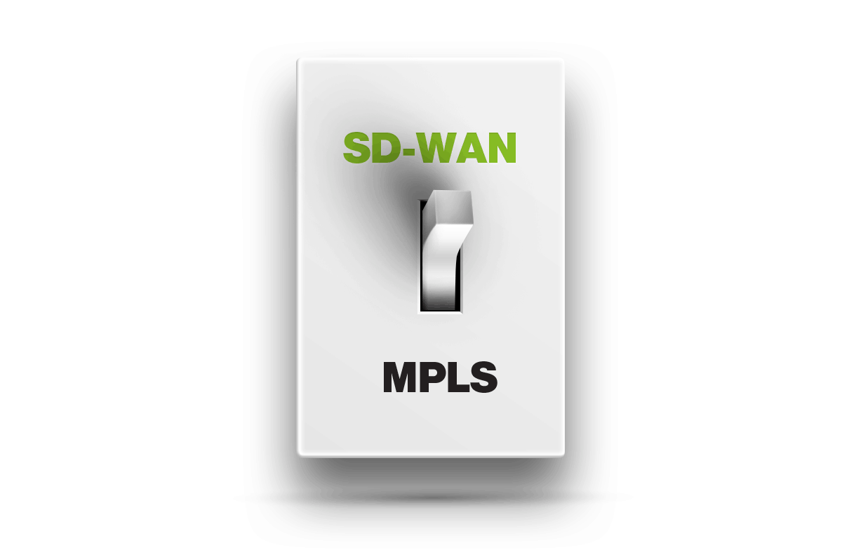 Sign of the Times: Time to Eliminate Your Dependence on MPLS and Switch to SD-WAN