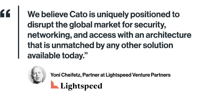 Yoni Cheifetz, Partner at Lightspeed