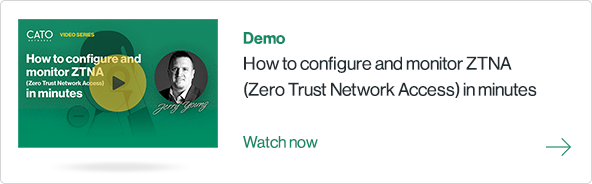 How to configure and monitor ZTNA IN MINUTES